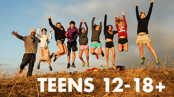 Explore by Age: Teen 12-18+